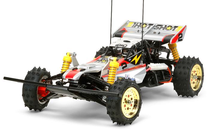 Hot Shot  Rc Car